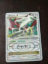 1x Pokémon Arceus LV.X 95/99 TCG Platinum Arceus Set Holo Foil Rare: Damaged