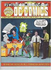Amazing World of DC Comics #10 1976 Rare DC Fanzine