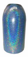 Pastel Blue Holographic .004 True Ultra Fine Nail Glitter Art Powder DIY Polish!