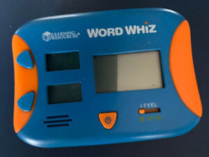 Learning Resources Word Whiz - Spelling game Age 5+