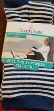 CuddlDuds Crew Womens Socks 6 PACK New Shoe Size 4 -10 Everyday Essentials