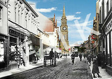 Old & New Pictures and Prints of Falkirk High Street West, Scotland