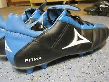 Pirma Prince Black/blue Soccer Cleats