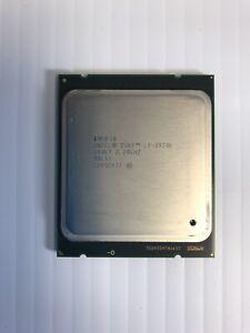 Intel Core i7-3930K SR1BW 3.20GHz Six Core Socket LGA2011 CPU Processor w fan