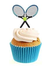 Antiguo Plata Tenis Raqueta KEYRING Libre Organza Bolsa De Regalo raquetas de Wimbledon