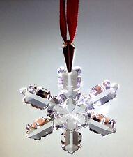 Swarovski 1992 Christmas Star / Snowflake - Near Mint, no box