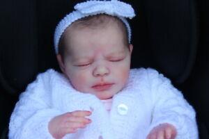 Reborn Bountiful Baby Girl Doll Newborn Emmy Sleeping Little Sunshine Nursery