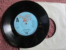 Sugarhill Gang – Rapper's Delight Label: Pye Records SH101 Vinyl 7inch Single