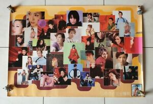 Sammi Cheng ( 鄭秀文 ) ~ Greatest Hits Original poster for Sale