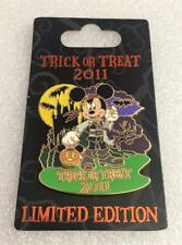 Disney Mickey Mouse as a Pirate Trick or Treat 2011 Halloween Le Pin