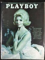 11-Playboy, magazine, Sep, 1964, astrid schulz. Elke sommer