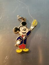 Enamel charm Rare 1970 Walt Disney Productions Mickey Mouse