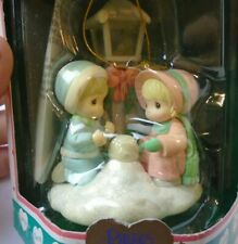 Precious Moments By Enesco Lighted Ornament 1999 vintage 664480