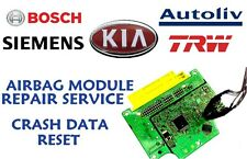 KIA SPORTAGE 2016 95910F1000 AIRBAG SRS MODULE CRASH DATA RESET REPAIR SERVICE