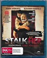 StalkHer (Blu-ray, 2015)New(John Jarratt , Kaarin Fairfax) Region B Free Post