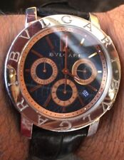 Orologio Bulgari automatic Chronograph referenza BB42SLCH