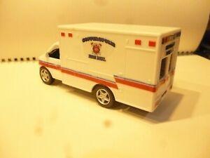 Copperopolis California Fire Department Ambulance 1:43 Custom