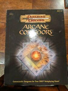 Dungeons & Dragons: Arcane Corridors Dungeon Tiles D&D WOTC DT2 2006