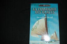 La compagnie des glaces 10 Les voiliers du Rail