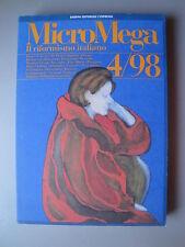 MicroMega 4/98 Il riformismo italiano