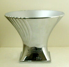ULTIMAT VODKA SILVER METAL ICE BUCKET - Satin Interior Finish  - Collectible