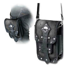 NEW Alchemy Gothic AVIATOR BELT POUCH / Shoulder Bag - Steampunk Sign Del. LG60