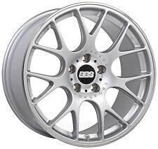 BBS CH-R silber Felgen 8x20 + 9x20 Zoll CH134 / CH135 für BMW 3er F30 / F31
