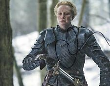 Gwendoline Christie Game of Thrones Brienne Signed 8x10 Autographed Photo COA