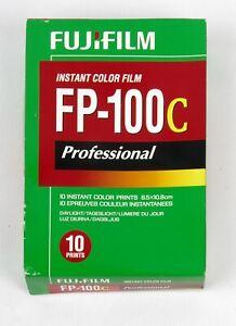 Fujifilm FP-100 C Gloss Instant Film. Exp. Jan 2009