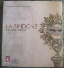 LA SINDONE E IL SUO MUSEO BARBERIS UTET 2010 + DVD LE LETTURE DEL TELO AA/201