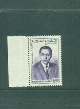 Morocco 1969 King 5d Hassan II MNH