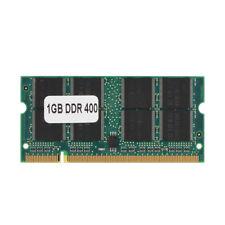 1GB Memory RAM DDR1 PC3200 400MHz 200Pin SODIMM Laptop Memory Board Card NON-ECC