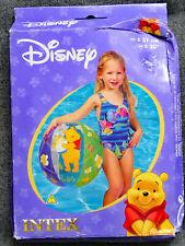Wasserball aufblasbar Neu?selten-Disney -nur für das Foto aufgeblasen