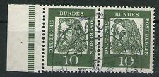 Gestempelte Briefmarken aus Berlin (1960-1969) als Einzelmarke