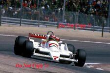 John Watson McLaren M28 Spanish Grand Prix 1979 Photograph 1
