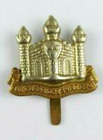 The Cambridgeshire Regiment OR's cap badge - Slider to Rear