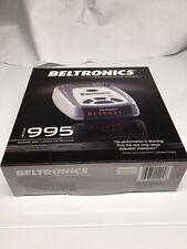 Beltronics Vector 955 Radar Detector And Accessories