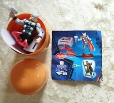 "THOR MARVEL AVENGERS END 41 KINDER GRANSORPRESA 2019 ""NUOVO CON CARTINA"""