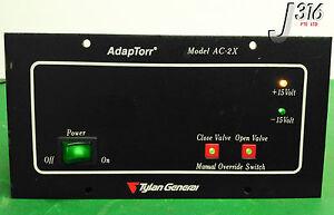 8627 TYLAN GENERAL ADAPTORR VALVE CONTROLLER AC-2X