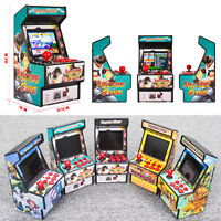Rechargeable Mini Arcade Gamer 16 bit Classic 156 Games Player Handheld Console