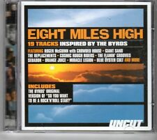 (GX691) Eight Miles High, 19 tracks various artists - 2003 Uncut CD