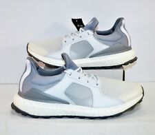 Adidas Climacross Boost Spikeless White Womens Golf Shoes Sz 8 New F33539 Rare