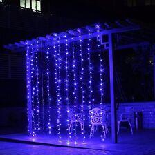 Indoor Outdoor christmas String Fairy Wedding Curtain Light - 96-1500 LED Lights