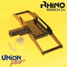 Portable Mobile Winch Mount Bracket Plate Suitable for 8,000lb 13,000lb 13500lb