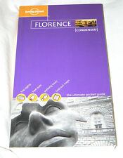 Lonely Planet Florence Condensed (2003; Pb) - travel tips; fold-out maps - Excel