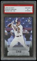SPENCER TORKELSON 2020 LEAF DRAFT 1ST GRADED 10 ROOKIE CARD RC DETROIT TIGERS