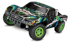 Traxxas Slash 4X4 RTR 4WD Brushed Short Course Truck Battery DC Charger (Green)