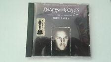 "ORIGINAL SOUNDTRACK ""DANCES WITH WOLVES"" CD 18 TRACKS JOHN BARRY BANDA SONORA OS"