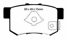 DP21193/2 EBC Greenstuff REAR Brake Pads fit HONDA Accord