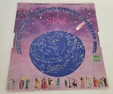 Vintage Luminous Star Finder Hubbard Scientific Company 1970